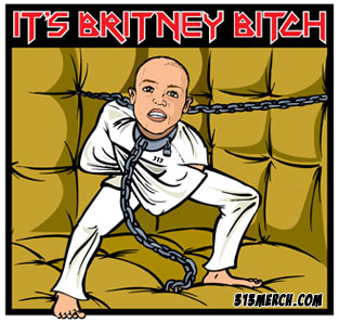 Piece of Mind Britney