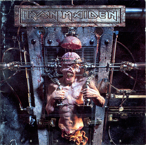 Iron Maiden: X Factor