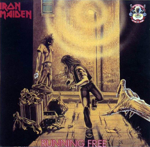 Iron Maiden: Running Free