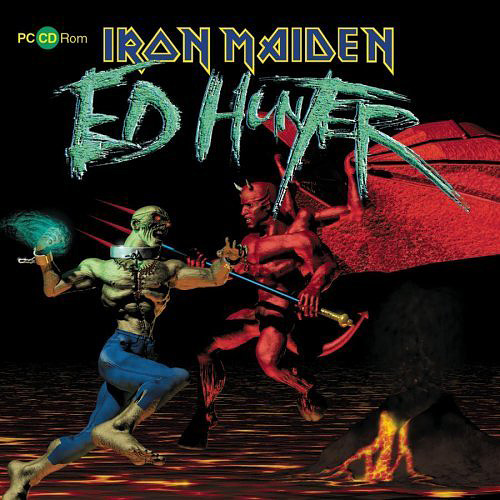 Iron Maiden: Ed Hunter