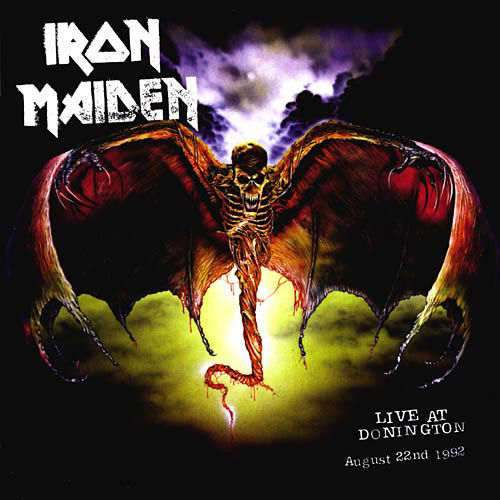 Iron Maiden: Live At Donington v2