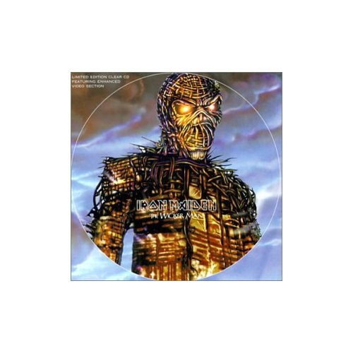 Iron Maiden: Wicker Man ltd ed