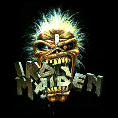 Iron Maiden for Sleevage