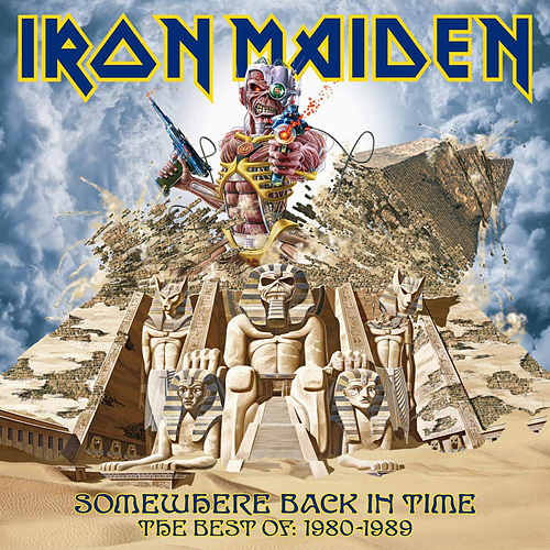 Iron Maiden: Somewhere back in time