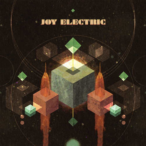 Joy Electric: My Grandfather, The Cubist