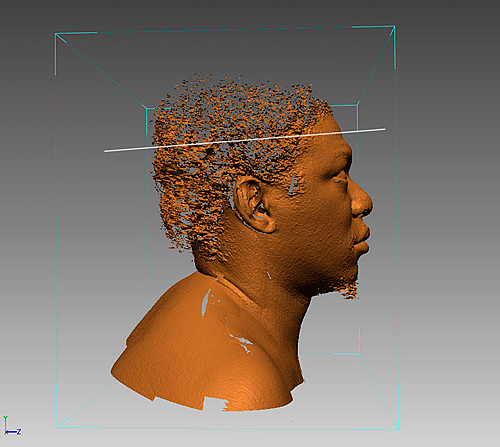 Roots Manuva: Slime and Reason Test Render 2