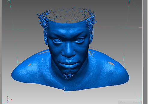 Roots Manuva: Slime and Reason Test Render 3