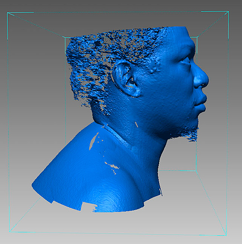Roots Manuva: Slime and Reason Test Render 4