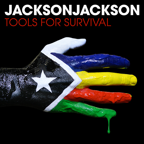 Jackson Jackson: Tools for Survival Cover