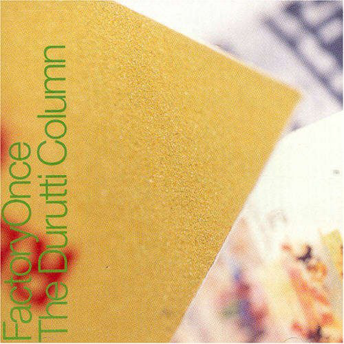 The Return of The Durutti Column Import
