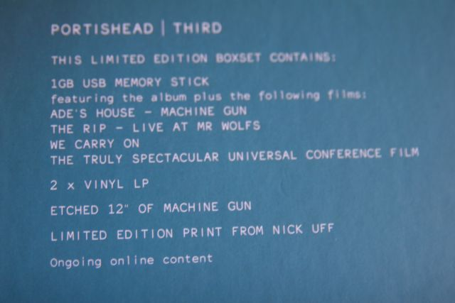 Portishead Boxset Description