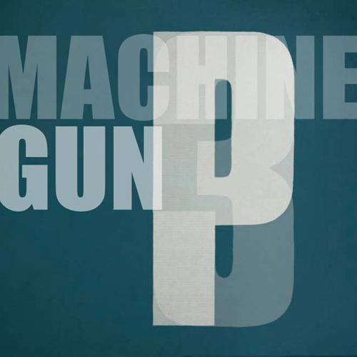 Portishead Third Machine Gun Alt cover