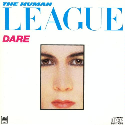 HUMAN LEAGUE − DARE