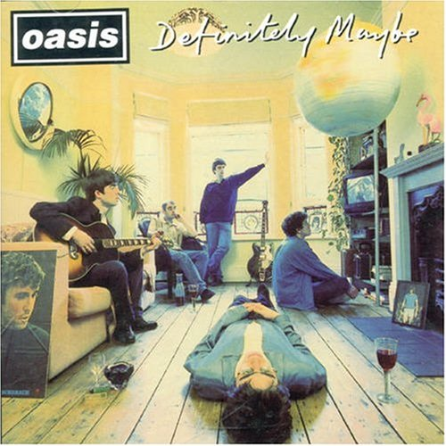 OASIS − DEFINITELY MAYBE