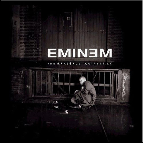 EMINEM − THE MARSHALL MATHERS LP