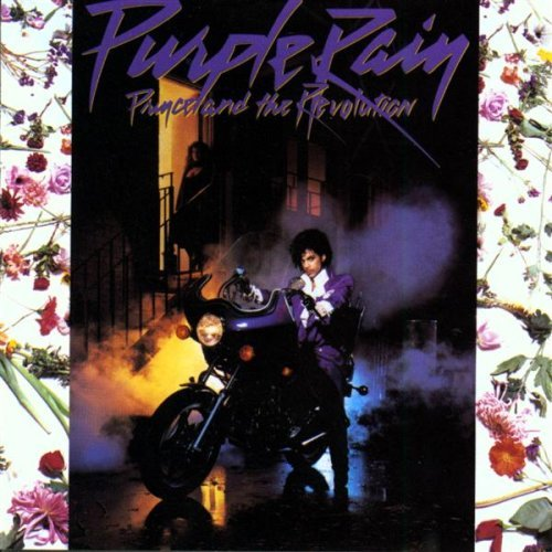 PRINCE AND THE REVOLUTION − PURPLE RAIN