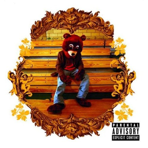 KANYE WEST − THE COLLEGE DROPOUT