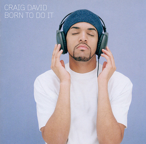 CRAIG DAVID − BORN TO DO IT