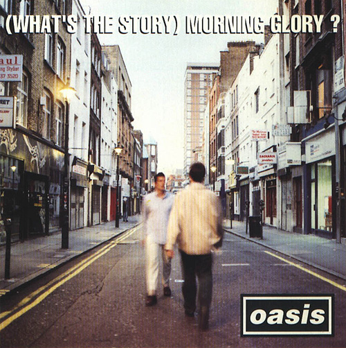 OASIS − (WHAT'S THE STORY) MORNING GLORY?
