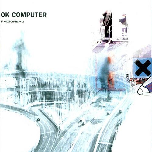 RADIOHEAD − OK COMPUTER