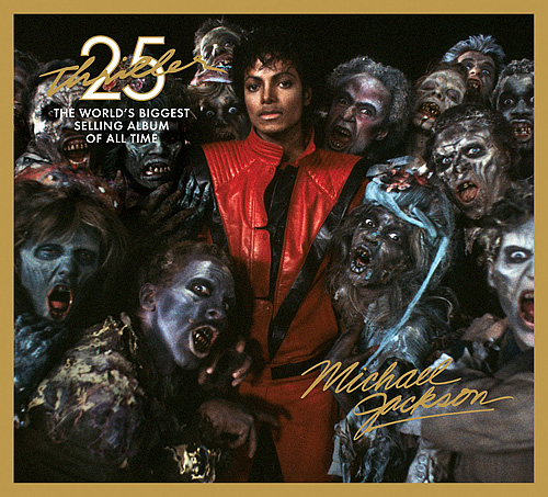 MICHAEL JACKSON − THRILLER 25th