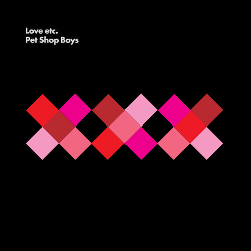 Pet Shop Boys Love Etc. 2 Black