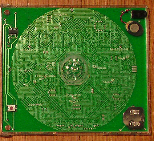 Moldover Awesome Edition with working Theremin