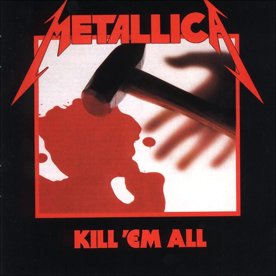 METALLICA - Kill 'em all - Front