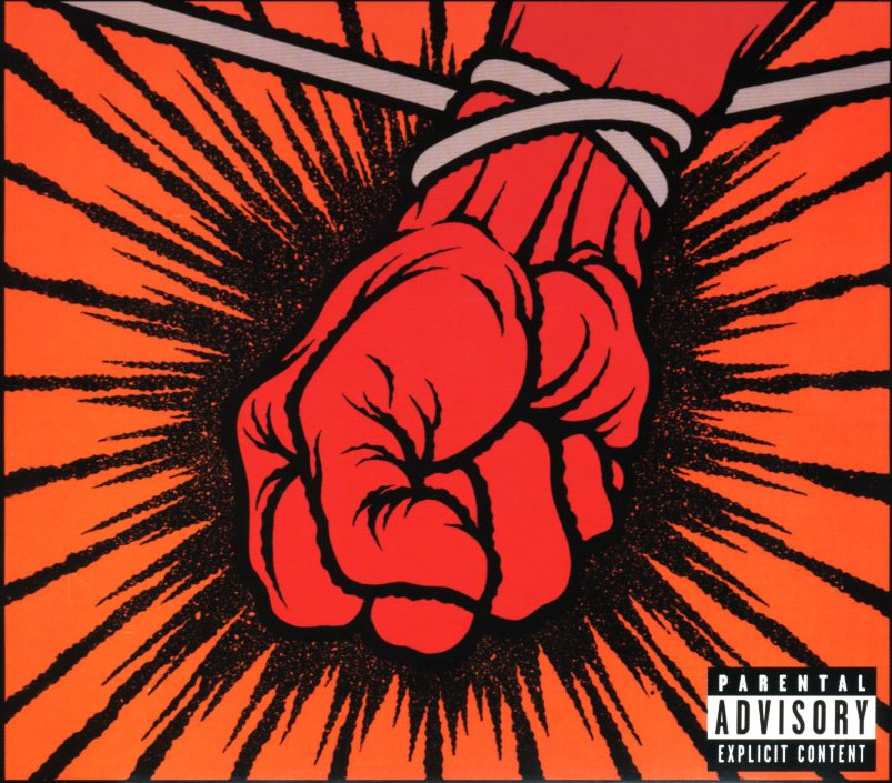Metallica St Anger