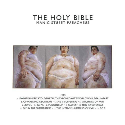 manic street preachers, CD Packaging: Manic Street Preachers' Journal for Plague Lovers